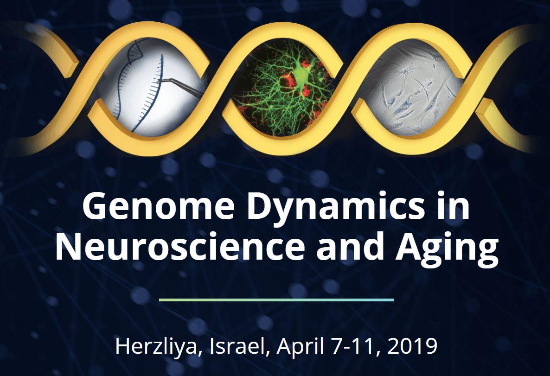 סדנא בין-תחומית GDNA1 | הרצליה 7-11 באפריל 2019