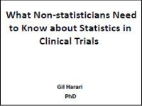 יישומים סטטיסטיים במחקרים